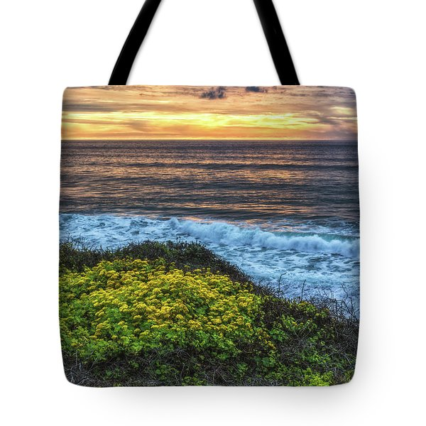 Tote Bag featuring the photograph Surf And Turf by Jason Roberts