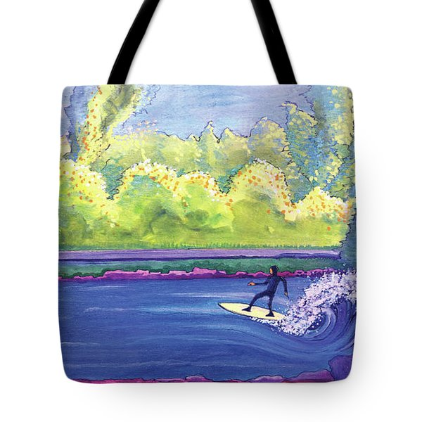 Surf Colorado Tote Bag