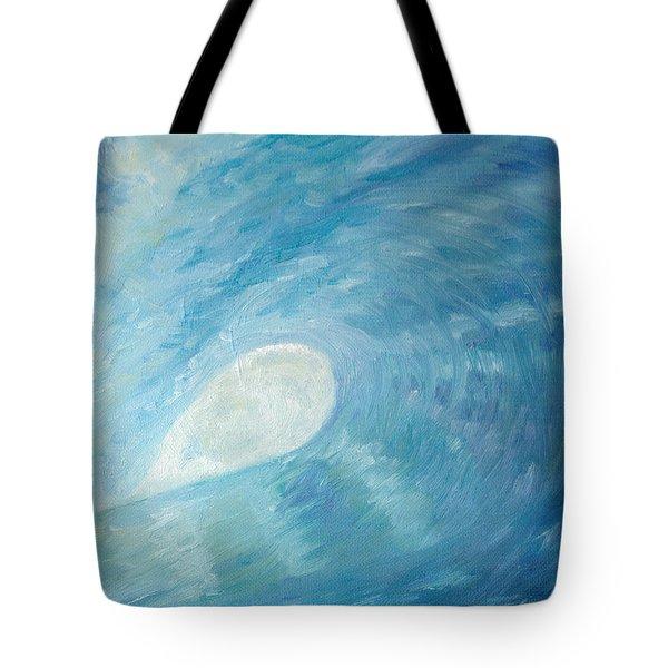 Surf Dreams Tote Bag