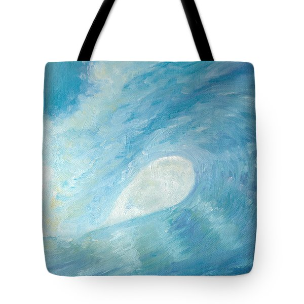 Surf Dreams Tote Bag