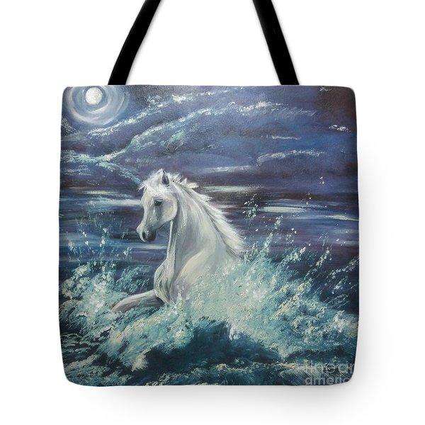 White Spirit Tote Bag