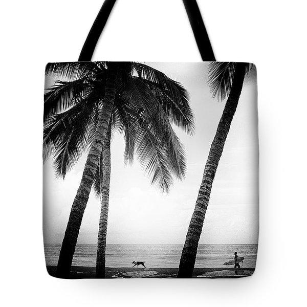 Surf Mates Tote Bag