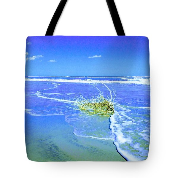 Surf Snuggle Tote Bag