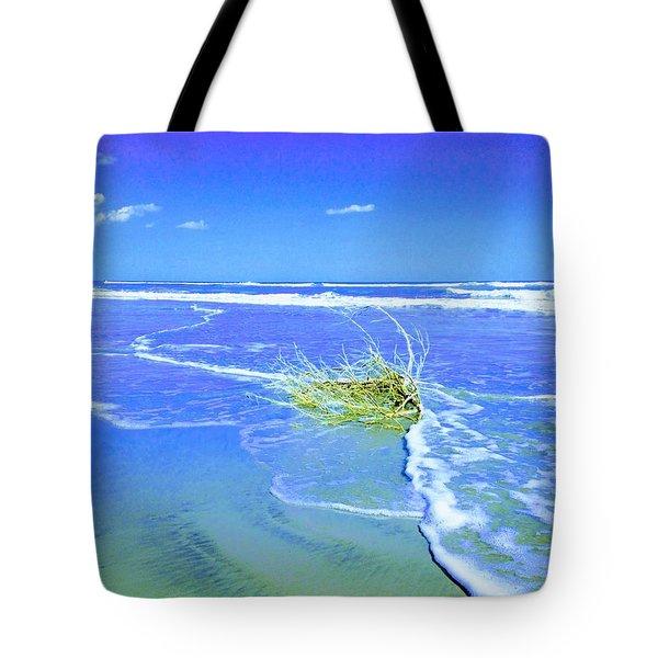 Surf Snuggle Tote Bag
