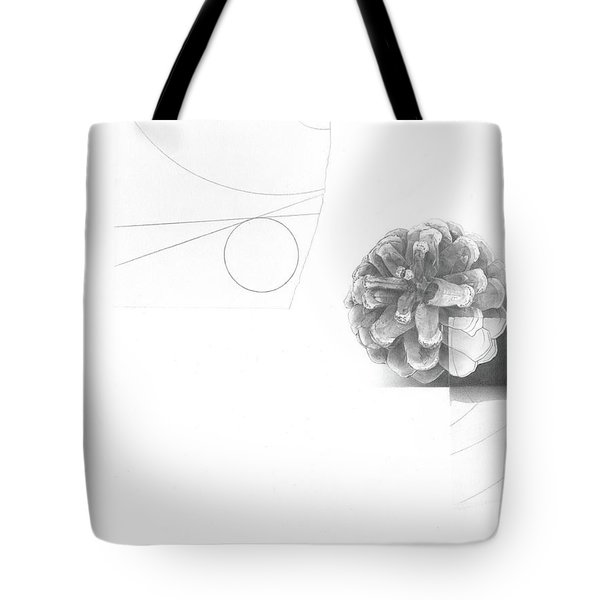 Surface No. 2 Tote Bag