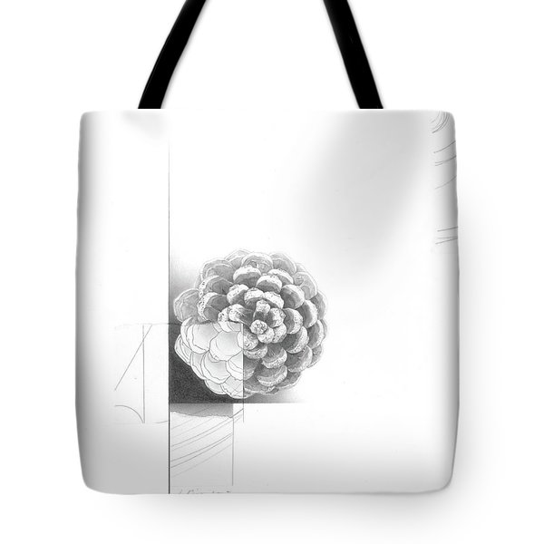 Surface No. 1 Tote Bag