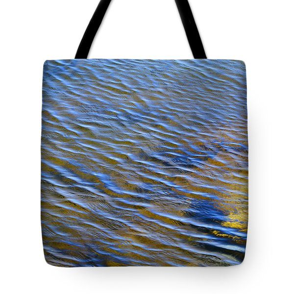 Tote Bag featuring the photograph Surface Number Three  by Lyle Crump