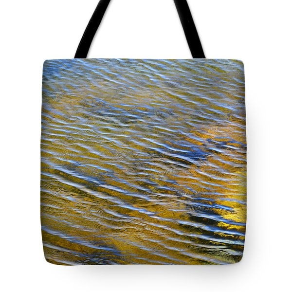 Tote Bag featuring the photograph Surface Number Two  by Lyle Crump
