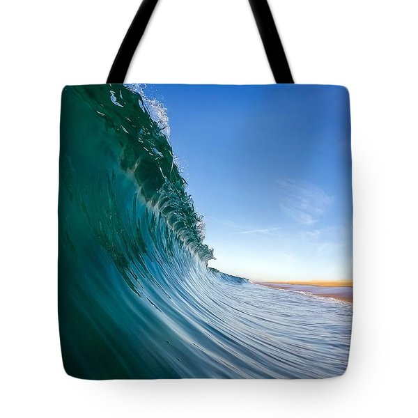 Surface Tote Bag by Sean Foster