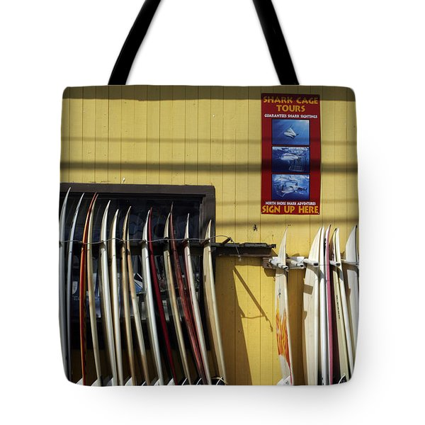 Surfboard Selection Tote Bag