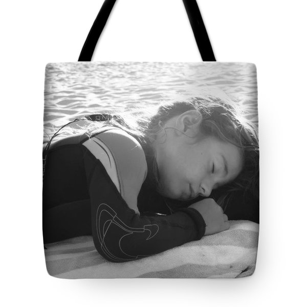 Surfed Out Tote Bag