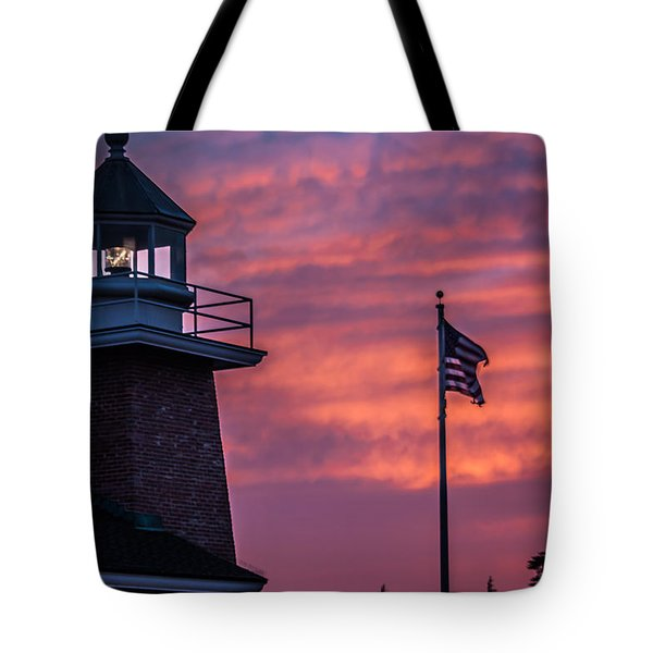 Surfing Museum Full Color  Tote Bag by Lora Lee Chapman