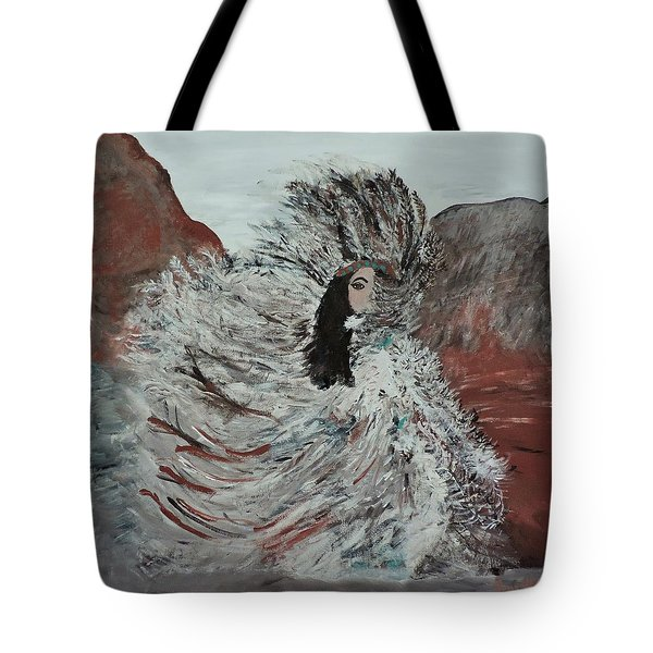 Suri Dancer Tote Bag