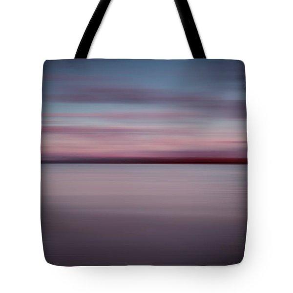 Surreal Beach Tote Bag