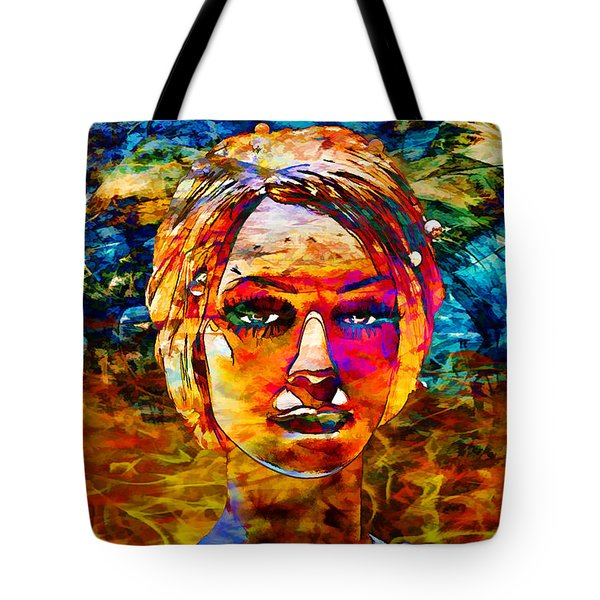 Tote Bag featuring the photograph Surreal Dream - Chuck Staley by Chuck Staley