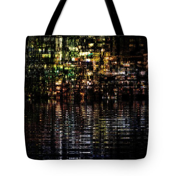 Surreal Evening Tote Bag