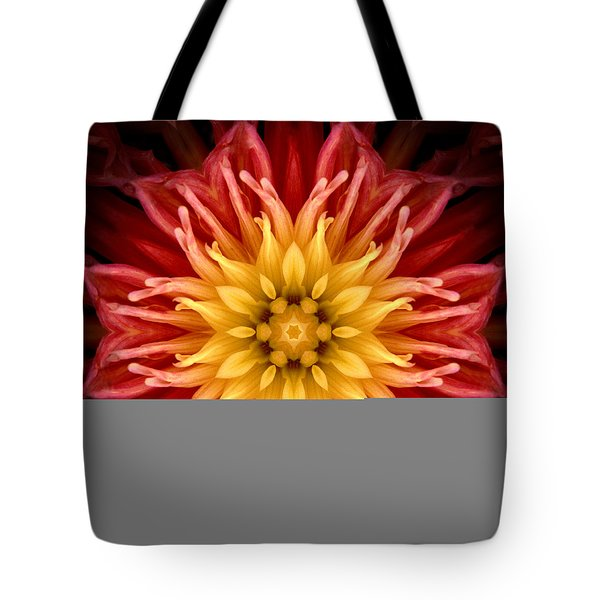 Surreal Flower No.1 Tote Bag