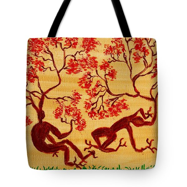 Surreal In Color Tote Bag