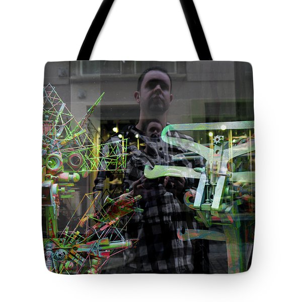 Surreal Introspection Tote Bag