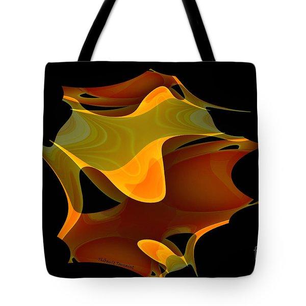 Surreal Shape Tote Bag