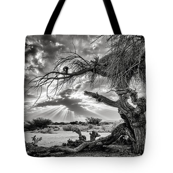 Surrealism At Its Best Tote Bag