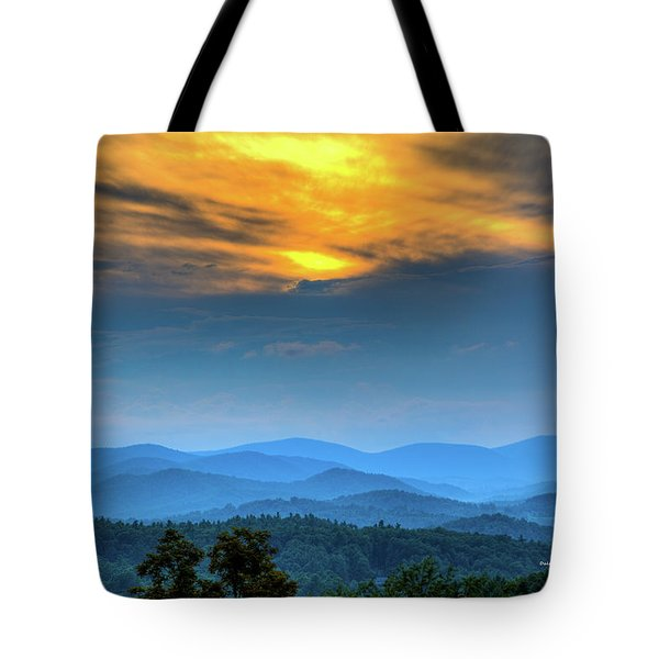 Surrender The Day Tote Bag