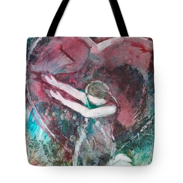 Surrendered Tote Bag