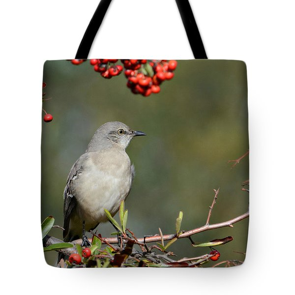 Surrounded By Berries 2 Tote Bag