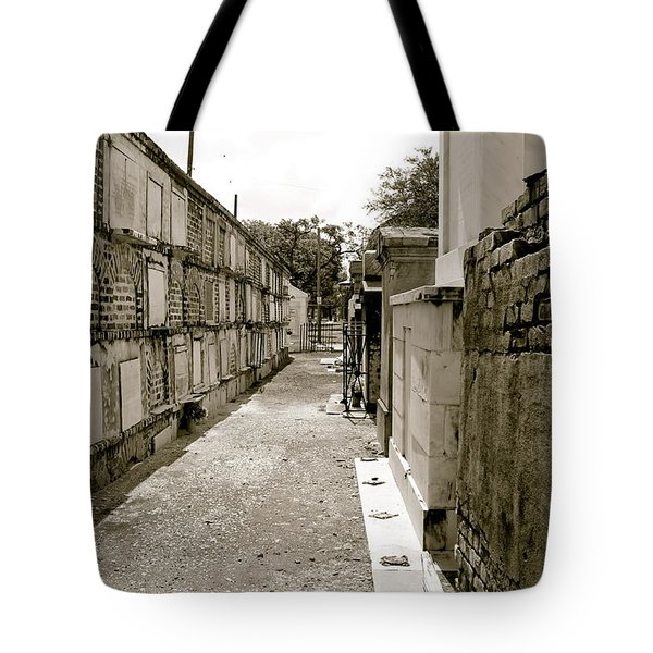 Surrounded By Loss Tote Bag