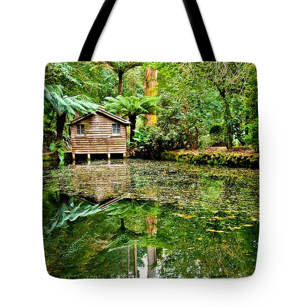 Surrounded By Nature Tote Bag