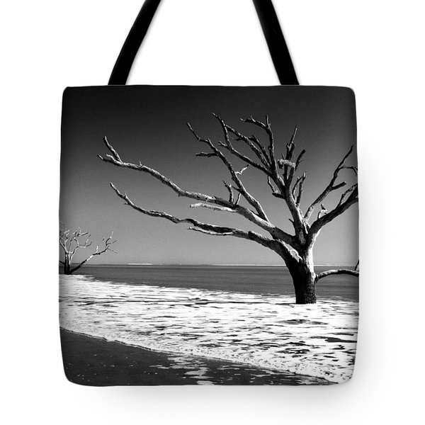 Tote Bag featuring the photograph Survivor by Dana DiPasquale