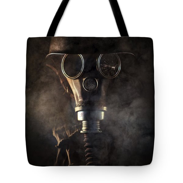 Tote Bag featuring the photograph Survivor II by Jaroslaw Blaminsky