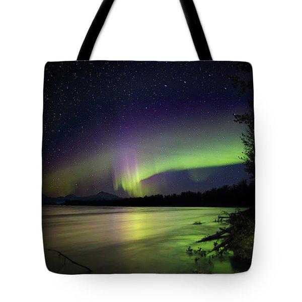 Susitna Glow Tote Bag