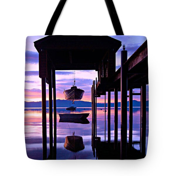 Tote Bag featuring the photograph Suspended Animation by Sean Sarsfield