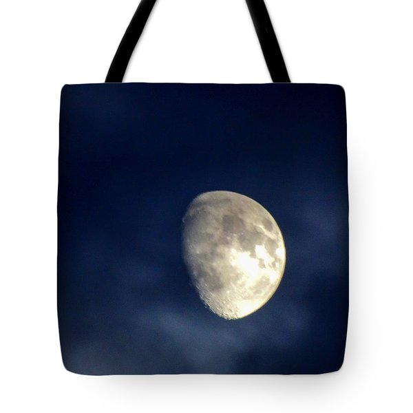 Tote Bag featuring the photograph Suspended by Glenn Feron