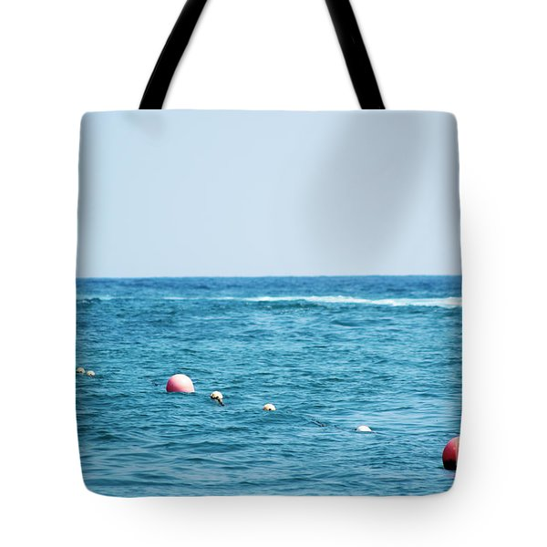 Tote Bag featuring the photograph Suspension  by Ana Mireles