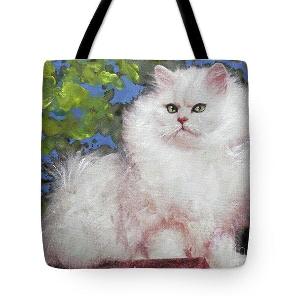 Suspicious Princess Tote Bag