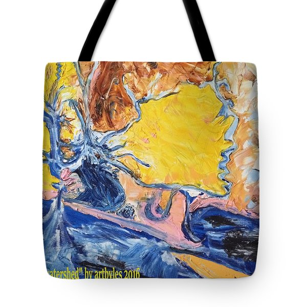 Sussex Waterways  Tote Bag