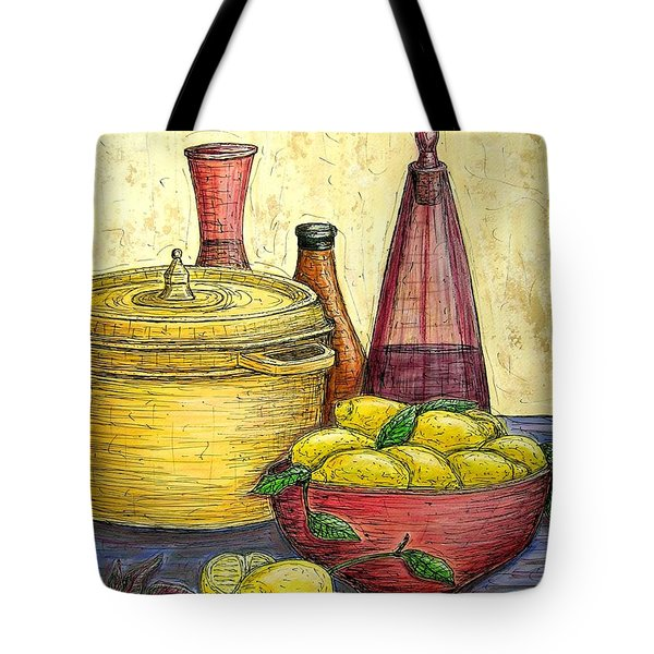 Sustenance Tote Bag