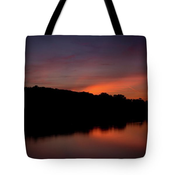 Suwannee Sundown Tote Bag