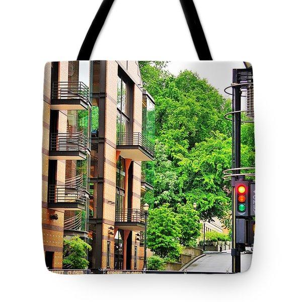 Sw Broadway Tote Bag