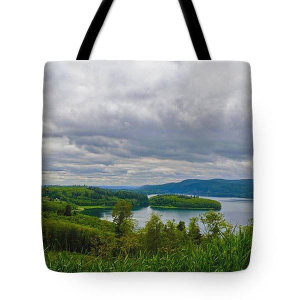 Swafford Pond And Rife Lake Tote Bag