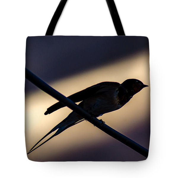 Swallow Speed Tote Bag