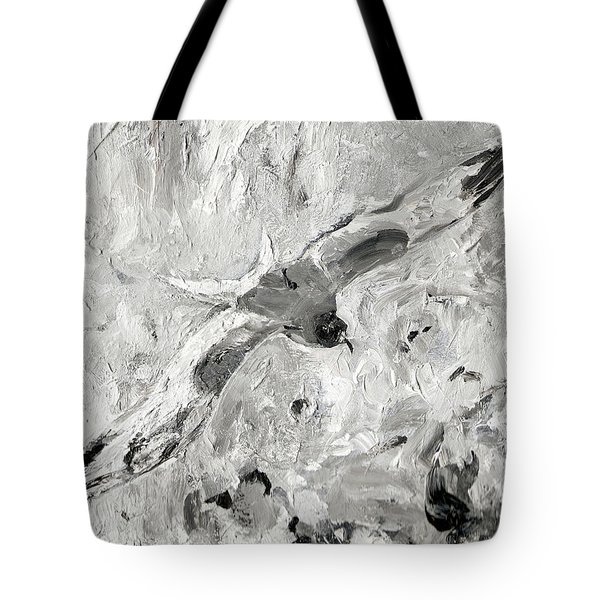 Swallow-tailed Gull Tote Bag