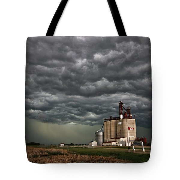 Swallowed By The Sky Tote Bag