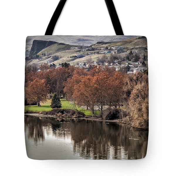 Swallow's Nest Park Tote Bag by Brad Stinson
