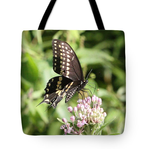 Swallowtail Butterfly 3 Tote Bag