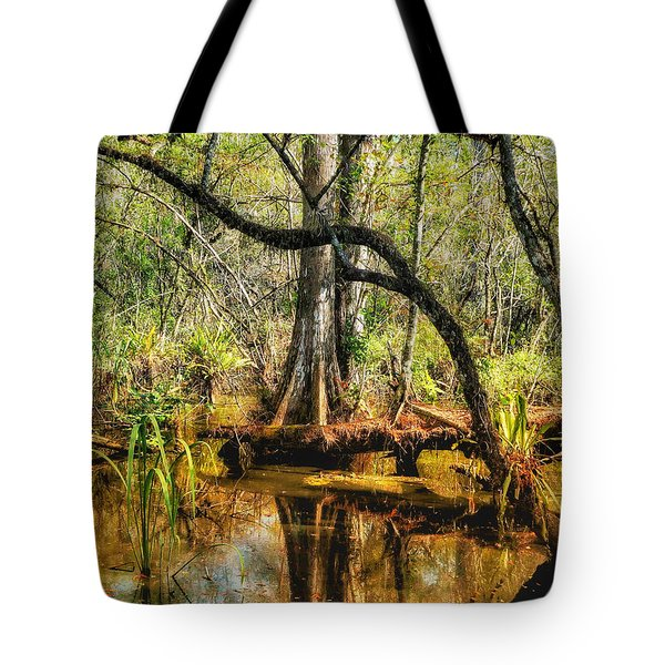 Swamp Life II Tote Bag
