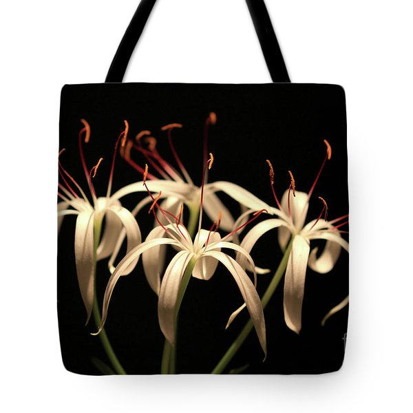 Swamp Lily Tote Bag