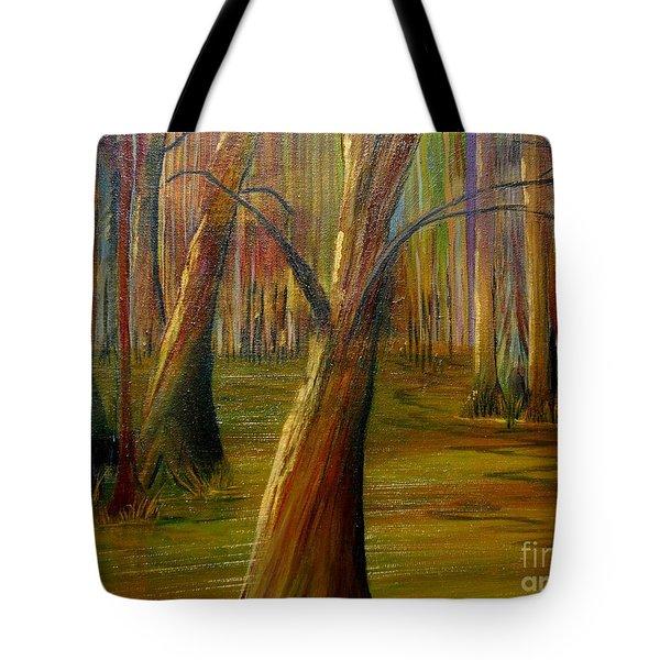 Swamp Magic Tote Bag